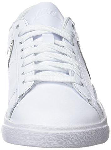 Nike Blazer Low LE Women's Shoe - White Image 4