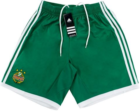 adidas Rapid Vienna Mens Player Issue Home Shorts 2013/15 Image