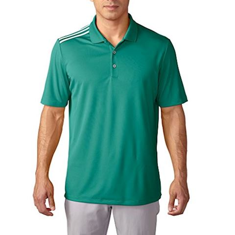 adidas Climacool 3-Stripes Polo Shirt Image