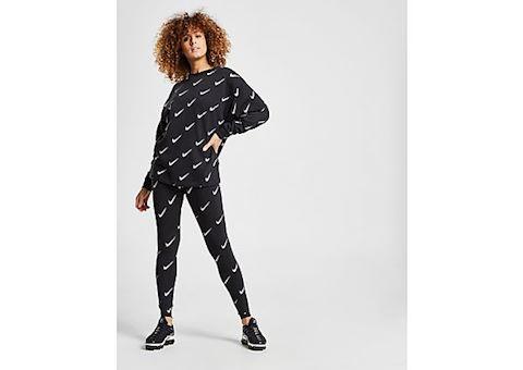 Nike Sportswear Leg-A-See Women's Print Metallic Leggings - Black Image
