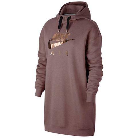 Nike Sportswear Women's Hoodie - Purple Image