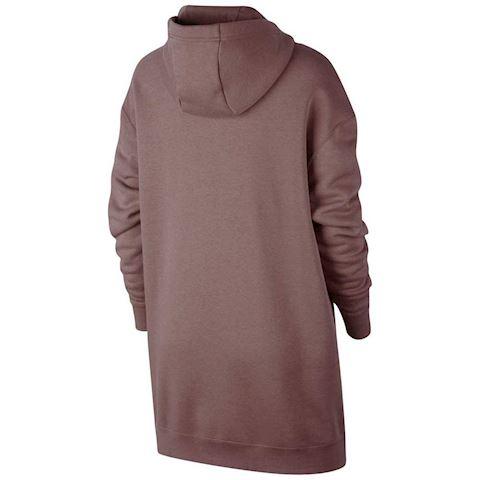 Nike Sportswear Women's Hoodie - Purple Image 2