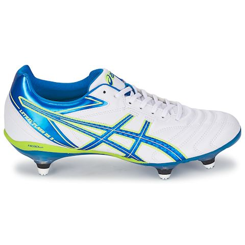 the best attitude d7348 e8716 Asics LETHAL FLASH DS 3 ST men s Football Boots in white Image 2