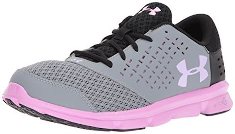 Under Armour Girls' Grade School UA Micro G Rave Running Shoes