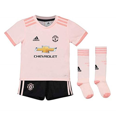 a5bf4cd01 adidas Manchester United Kids SS Away Mini Kit 2018 19 Image