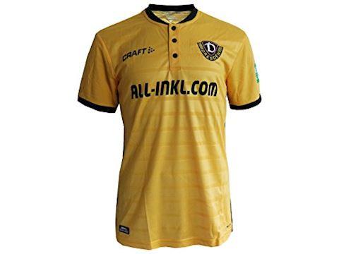 Dynamo Dresden Mens SS Home Shirt 2018/19 Image 5