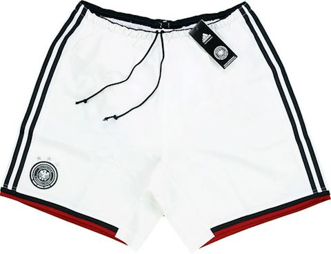 adidas Germany Mens Player Issue Home Shorts 2014 Image
