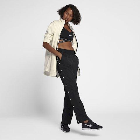 Nike Sportswear Women's Full-Zip Track Jacket - Cream Image 5