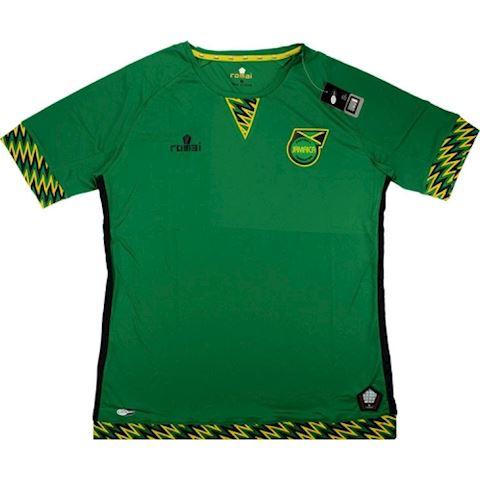 Romai Jamaica Mens SS Away Shirt 2015 Image