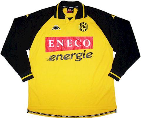 Kappa Roda JC Kerkrade Mens LS Home Shirt 2001/02 Image