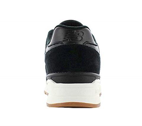 New Balance 597 Suede, Black