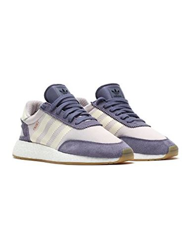 adidas Iniki Runner Womens Trainers Purple Image 2