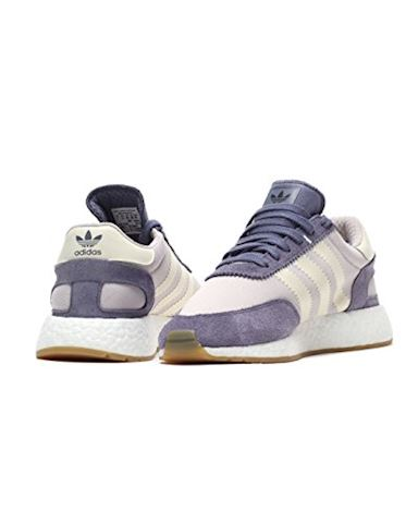 adidas Iniki Runner Womens Trainers Purple Image 3