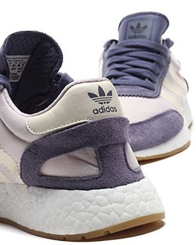 adidas Iniki Runner Womens Trainers Purple Image 6