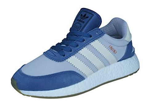 adidas Iniki Runner Womens Trainers Purple Image 7