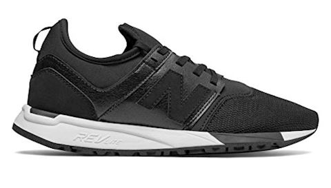 New Balance  WRL247  women's Shoes (Trainers) in Black Image