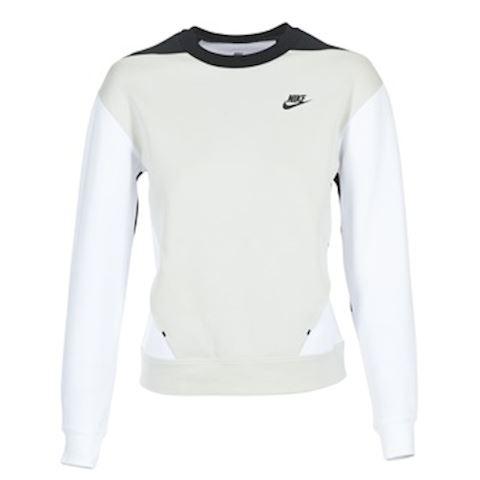 4bf68cf6 Nike TECH FLEECE CREW women's Sweatshirt in Grey | 884431-072 ...