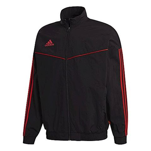 e243255b7527 adidas Training Jacket Tango Woven - Black Hi-Res Red Image