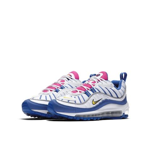 info for 71250 fa82e Nike Air Max 98 Older Kids' Shoe - White