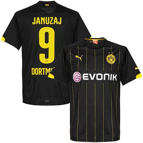 Puma Borussia Dortmund Mens SS Away Shirt 2015/16 Image