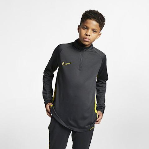 e1ca6e27a4 Nike Dri-FIT Academy Older Kids' Football Drill Top - Black