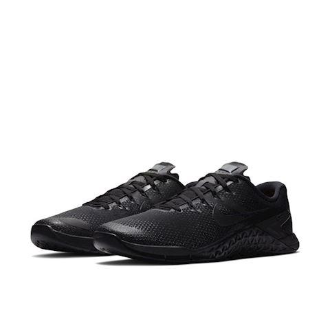 Nike Metcon 4 Men's Cross Training/Weightlifting Shoe - Black Image 2