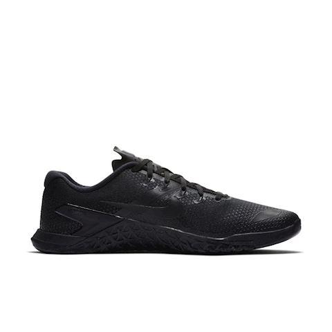 Nike Metcon 4 Men's Cross Training/Weightlifting Shoe - Black Image 3