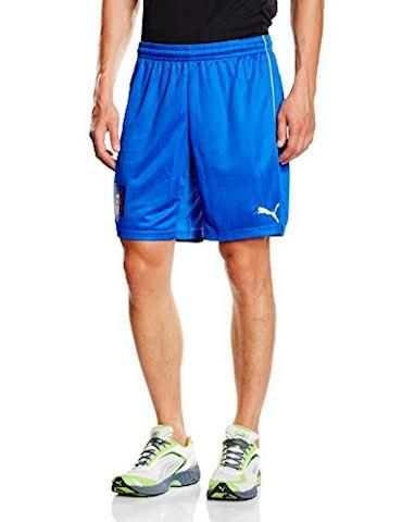 Puma Italy Mens Away Shorts 2015 Image