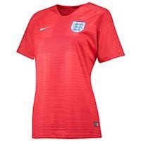 Nike England Womens SS Away Shirt 2018 6694673fcb