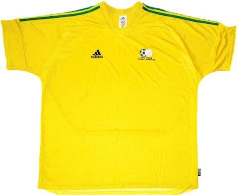 adidas South Africa Mens SS Home Shirt 2004 Image