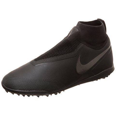 Nike Phantom Vision Pro Dynamic Fit Turf Football Shoe - Black Image