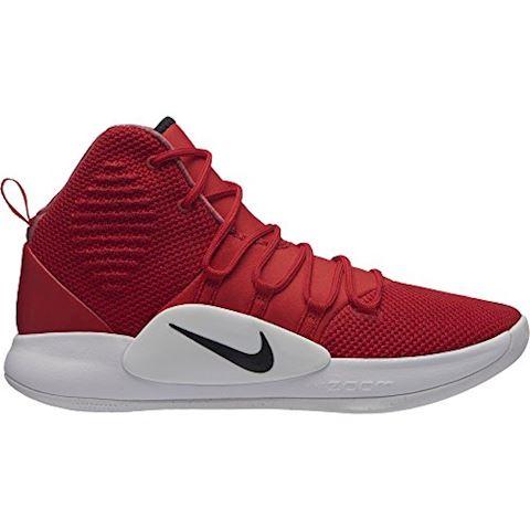 Nike Hyperdunk X TB Basketball Shoe - Red Image