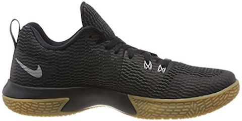 Nike Zoom Live II Men's Basketball Shoe - Black