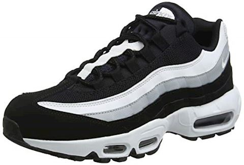 differently 084d5 b1266 Nike Nike Air Max 95 Essential Black/ White-Wolf Grey