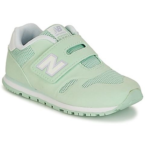 New Balance  KA373  girls's Shoes (Trainers) in Green Image