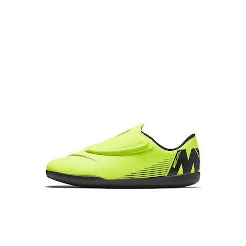 Nike Jr. Mercurial Vapor XII Club Toddler/Younger Kids'Indoor/Court Football Shoe - Yellow Image
