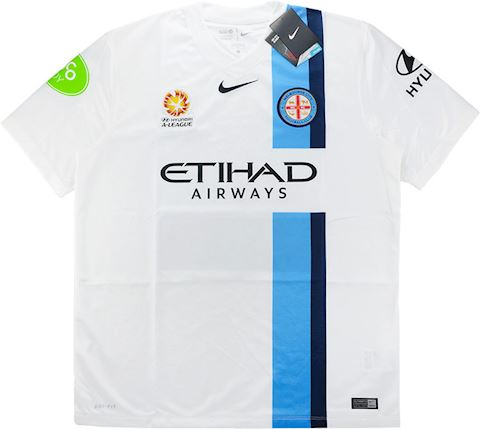 Nike Melbourne City Mens SS Home Shirt 2015/16 Image 2