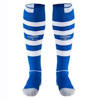 4a188e833ab Umbro Schalke 04 Mens Home Socks 2018 19