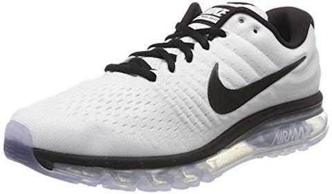 quality design 3d8af e0a26 Nike Air Max 2017 Men s Running Shoe - White Image