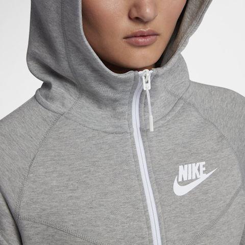 Nike Sportswear Tech Fleece Windrunner Women's Full-Zip Hoodie - Grey Image 2