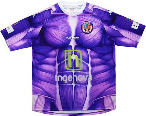 Kappa Palencia Balompie Mens LS Goalkeeper Home Shirt 2016/17 Image