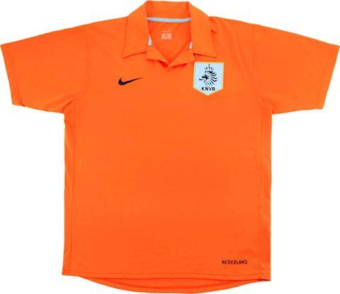 Nike Netherlands Kids SS Home Shirt 2006 Image 2