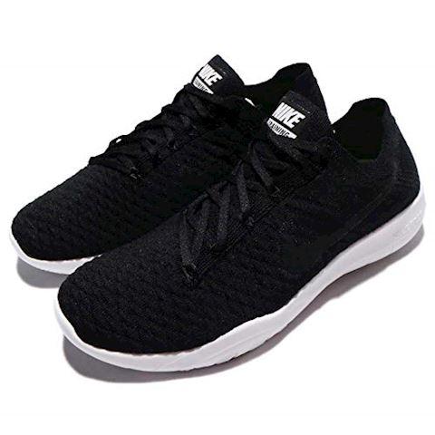 Nike Free TR Flyknit 2 Women's Bodyweight Training, Workout Shoe - Black