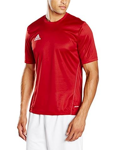 adidas Core 15 Training Jersey Power Red White Image