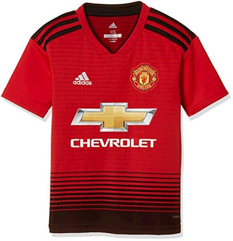 adidas Manchester United Kids SS Home Shirt 2018/19 Image