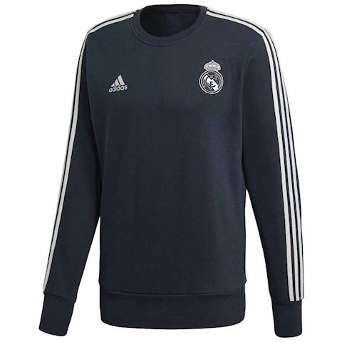 adidas Real Madrid Training Shirt - Black/White