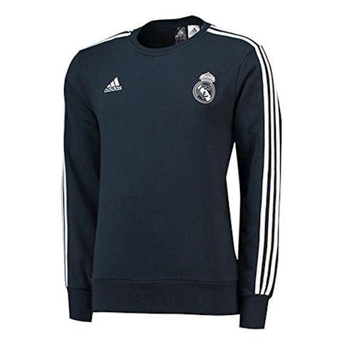 adidas Real Madrid Training Shirt - Black/White Image 2