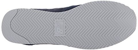 New Balance  U220  women's Shoes (Trainers) in blue Image 3