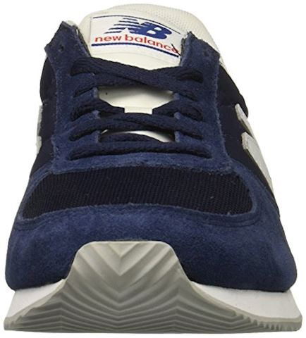 New Balance  U220  women's Shoes (Trainers) in blue Image 4
