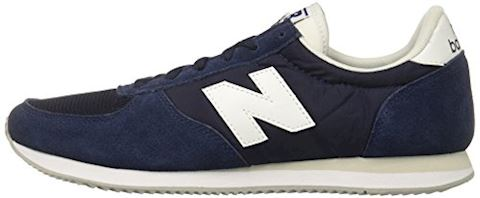 New Balance  U220  women's Shoes (Trainers) in blue Image 5